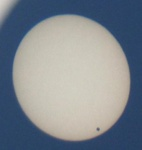 Highlight for Album: Venus Transit 2004